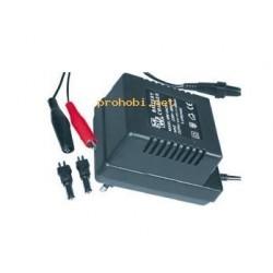 Pb ACCU charger 12V/6V