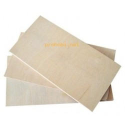 PLYWOOD 4 mm 300x200 mm...