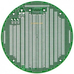 PROTOTYPING BOARD-CIRCULAR