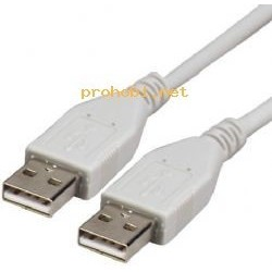 USB cable A-A 1.8m