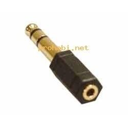 Adapter 3,5mm - 6,3mm (M)