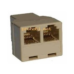 RJ45 spliter (ISDN/phone)