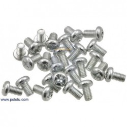 Machine Screw: M3, 5mm...