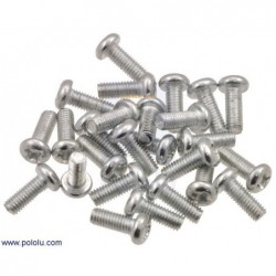 Machine Screw: M3, 8mm...