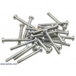 Machine Screw: M3, 25mm...