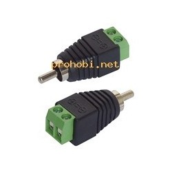 ADAPTER CHINCH(RCA)...