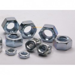 NUT M2-metalic (25 pcs.)