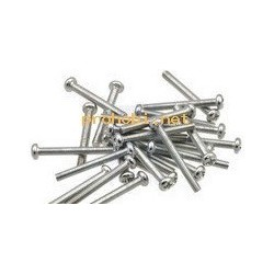 Machine Screw: M2, 25 mm...