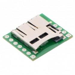 MicroSD slot Breakout Board