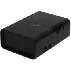OHIŠJE EBOX 95x135x45 (črno)