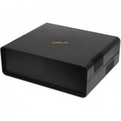 OHIŠJE EBOX 205x180x70 (črno)