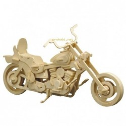 WOOD CONSTRUCTION KIT-HARLEY