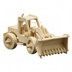 WOOD CONSTRUCTION KIT-LOADER