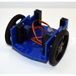 Boty 1.6 robot chassis
