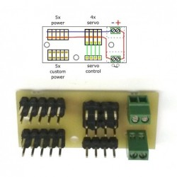 POWER DISTRIBUTION BOARD -...